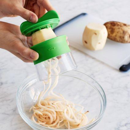 OXO Handheld Spiralizer Kitchen stuff, Kitchens and Kitchen gadgets