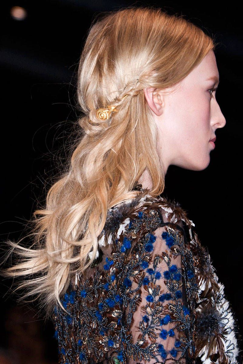 The Best Hair Trends For Spring 2015 Cool Hairstyles Hair Trends Hair Styles