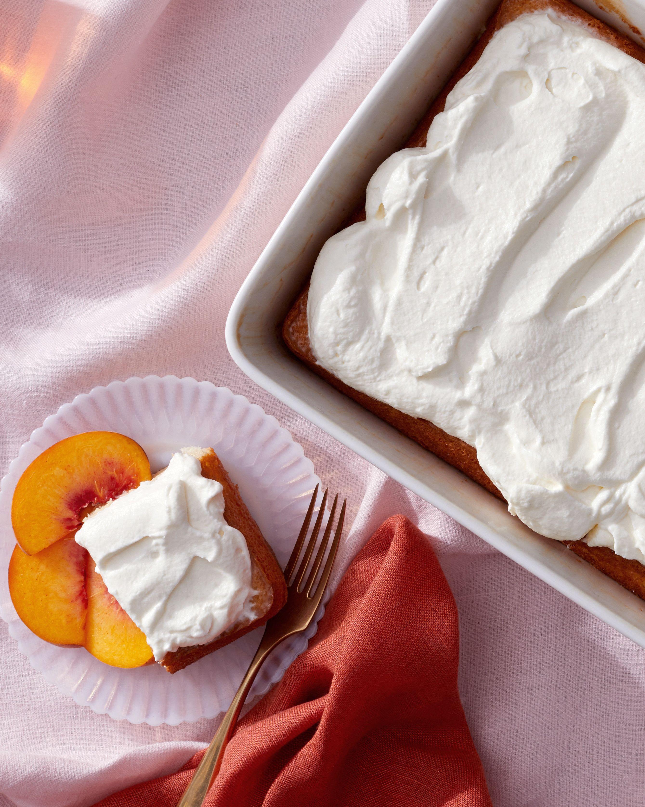 Cuatro Leches Cake Recipe Pbs Food Food Recipes