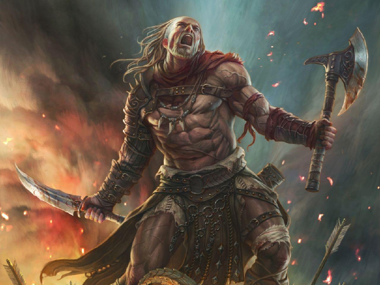 Celtic Warrior Art Alpha Coders Wallpaper Abyss Fantasy Warrior 339910 Fantasy Warrior Fantasy Characters Concept Art Characters