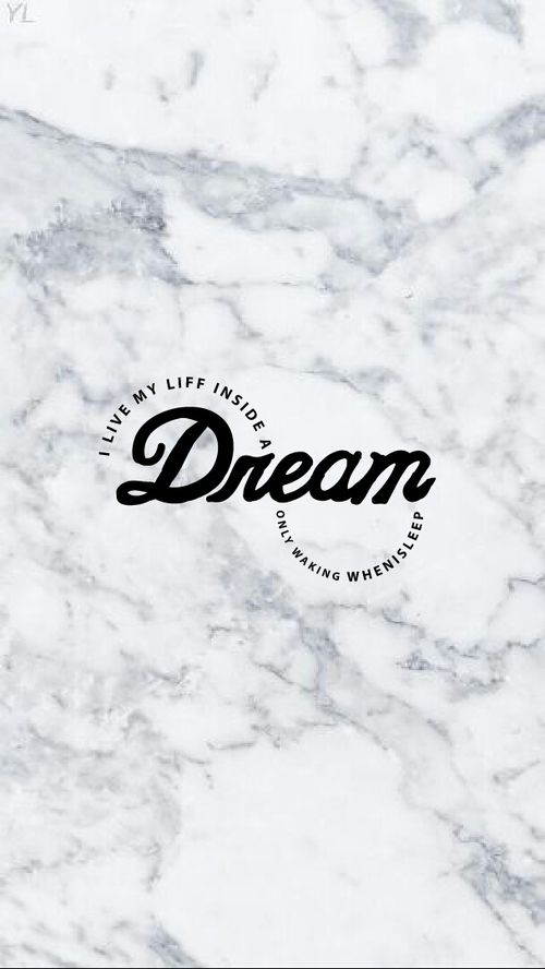 Dream, wallpaper, and background image Marble wallpaper