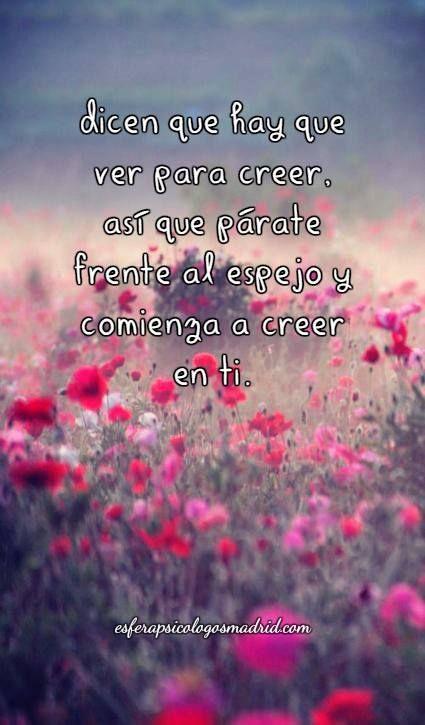 #creer #fe #confianza