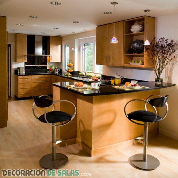 Adorna tu cocina con unos taburetes! | decoracion | Pinterest ...