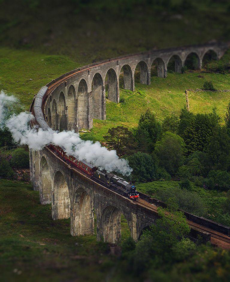 To Hogwarts By Daniel Kordan 500px Schottland Urlaub Schottland Reisen Hogwarts