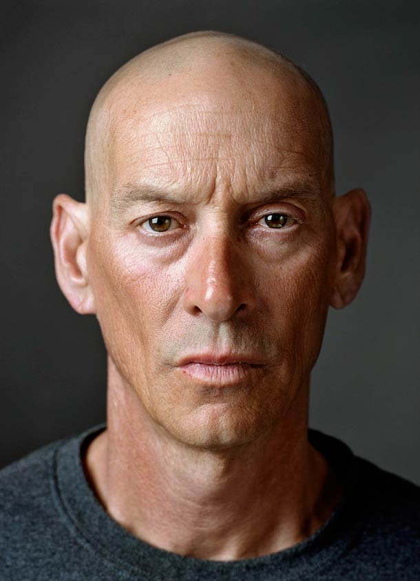 Magnifiques portraits de sans-abris par le photographe Jan Banning | Graine de Photographe - The Blog