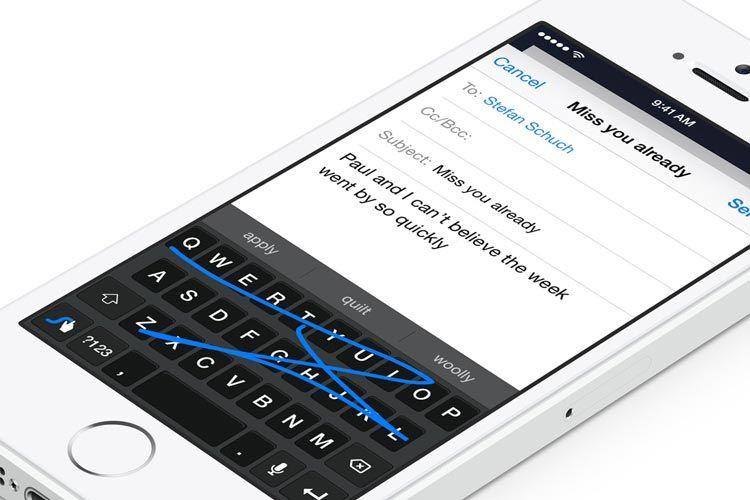 Best ios 8 keyboard apps best custom keyboards with