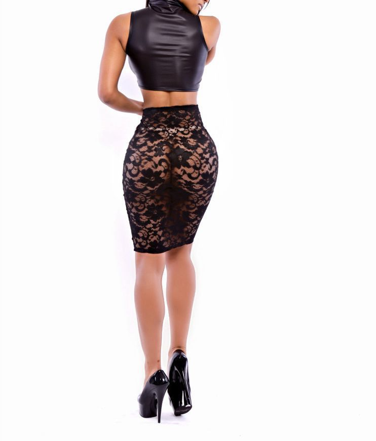 See through Pencil Skirt | See Through Pencil Skirt Related ...