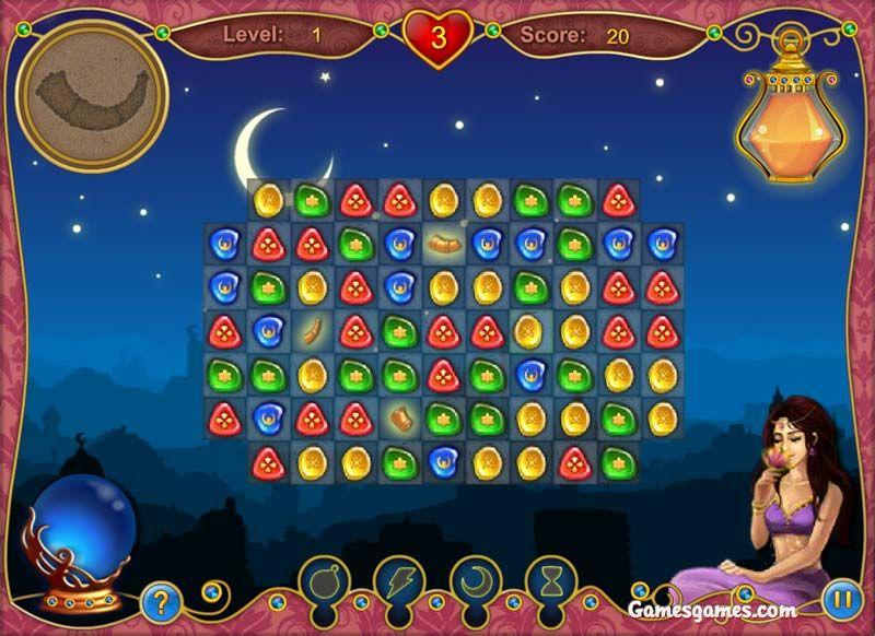 1001 ночь играть онлайн