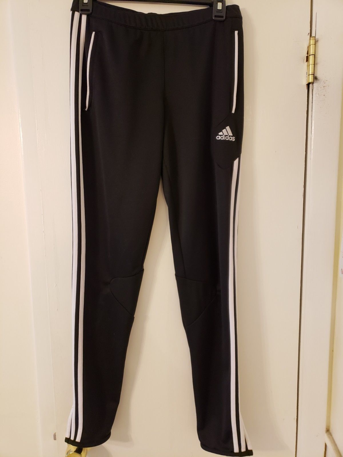 ADIDAS ClimaCool Pants Womens S Slim Black  6624800988