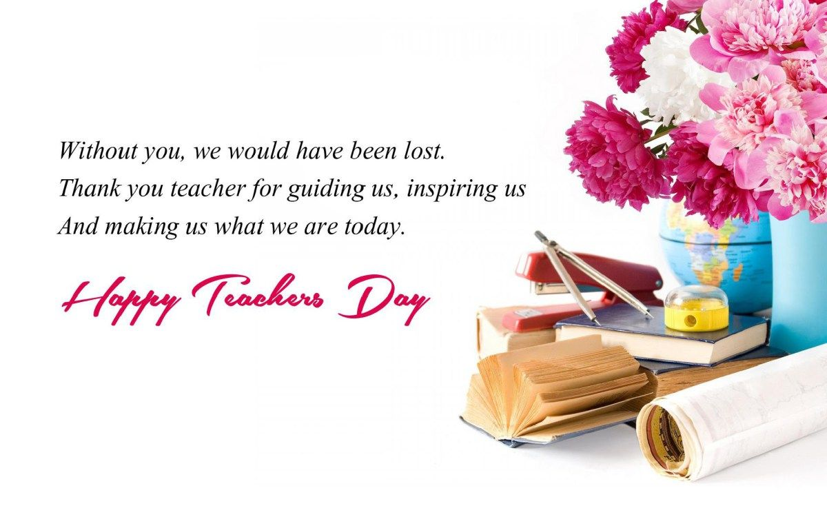 thank you message for teachers day  letter