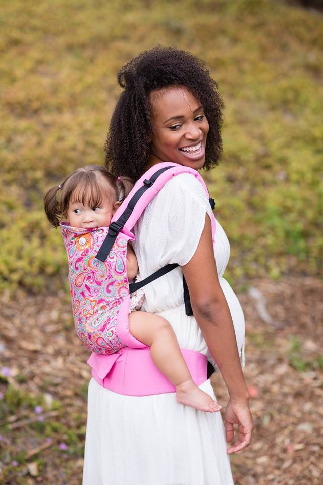 942c9268cab Guess what s coming to love with me    ) Canvas - Abby s Lane exclusive   Sophie  TULA BABY CARRIER