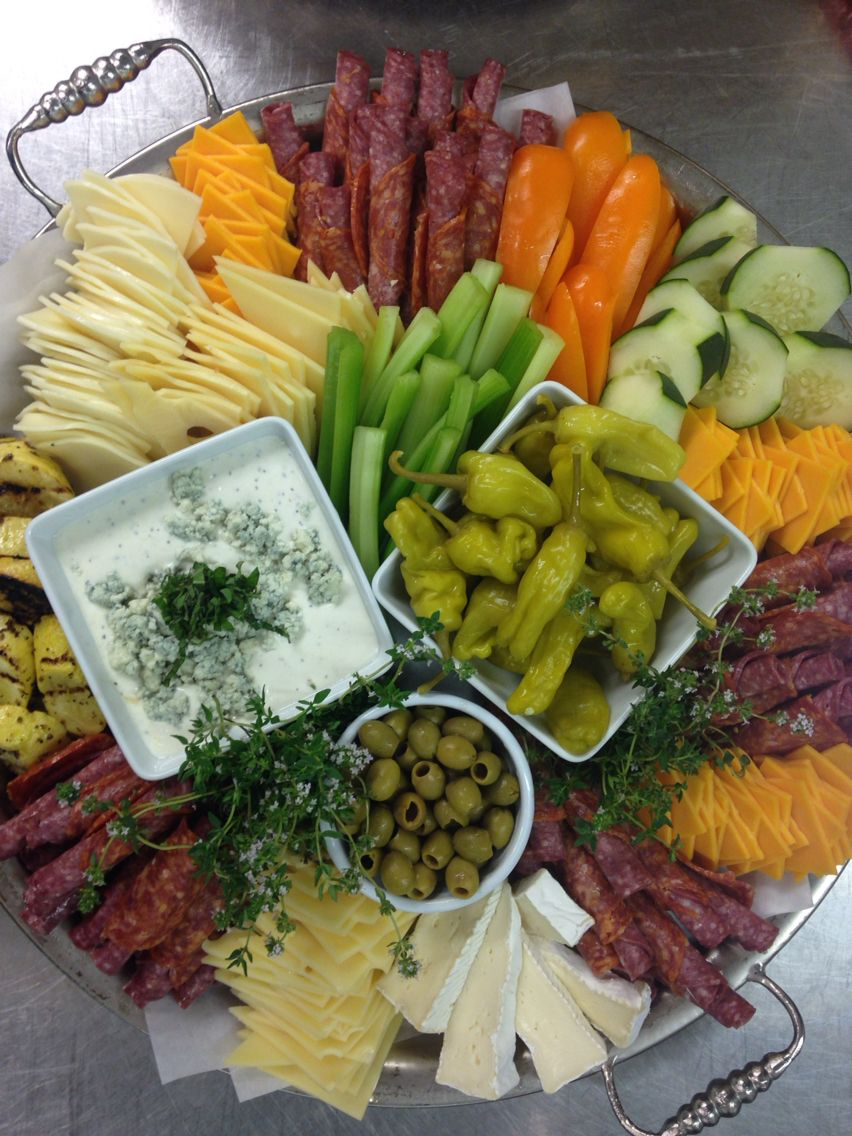 Appetizer of antipasti for a buffet dinner | Heavy Hors d\'Oeuvres ...