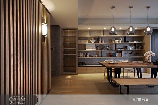 讓現代與傳統相遇 室內設計與建築語彙呼應的新和風設計 設計家searchome 華文最大室內設計社群平台 Home Home Decor Room Divider