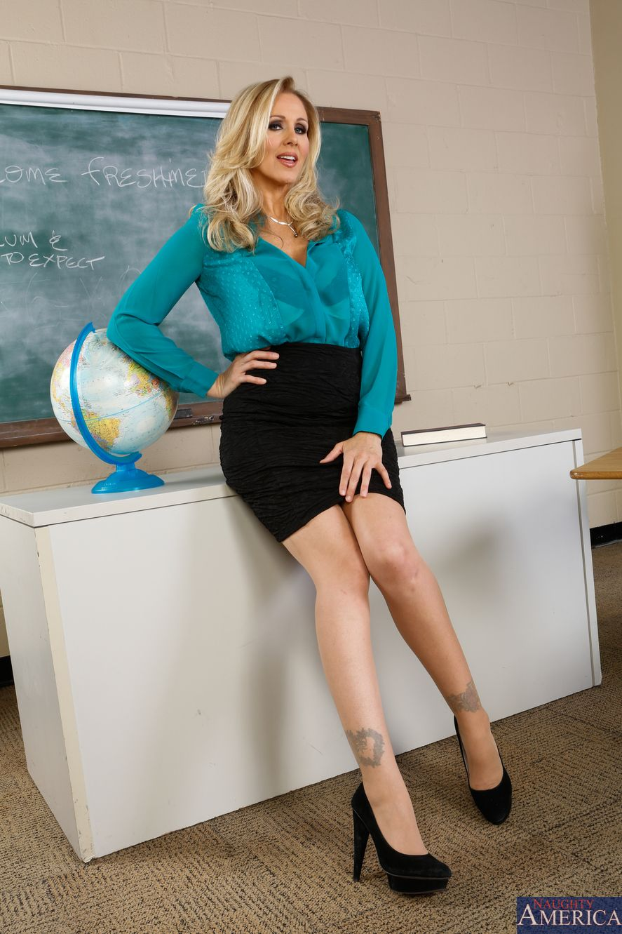 Thick my first busty teacher image want her
