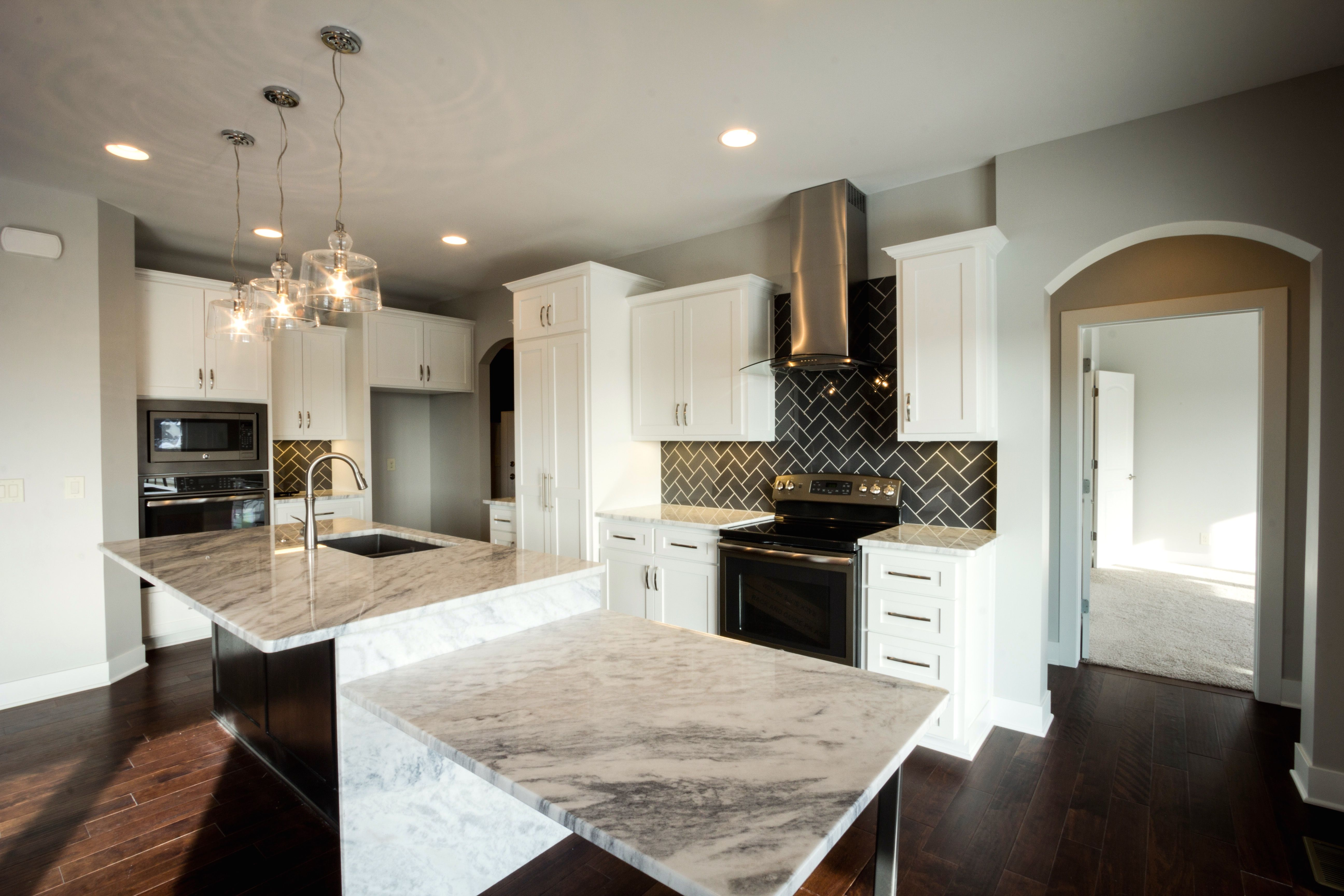 Complete custom homes omaha ne open kitchen want to