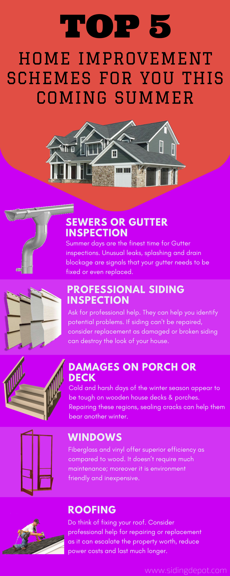 Your Home Bears A Lot During The Winter Days The Cold And Harsh Weather Causes Wearing Tearing Of The H Siding Contractors Siding Companies Siding