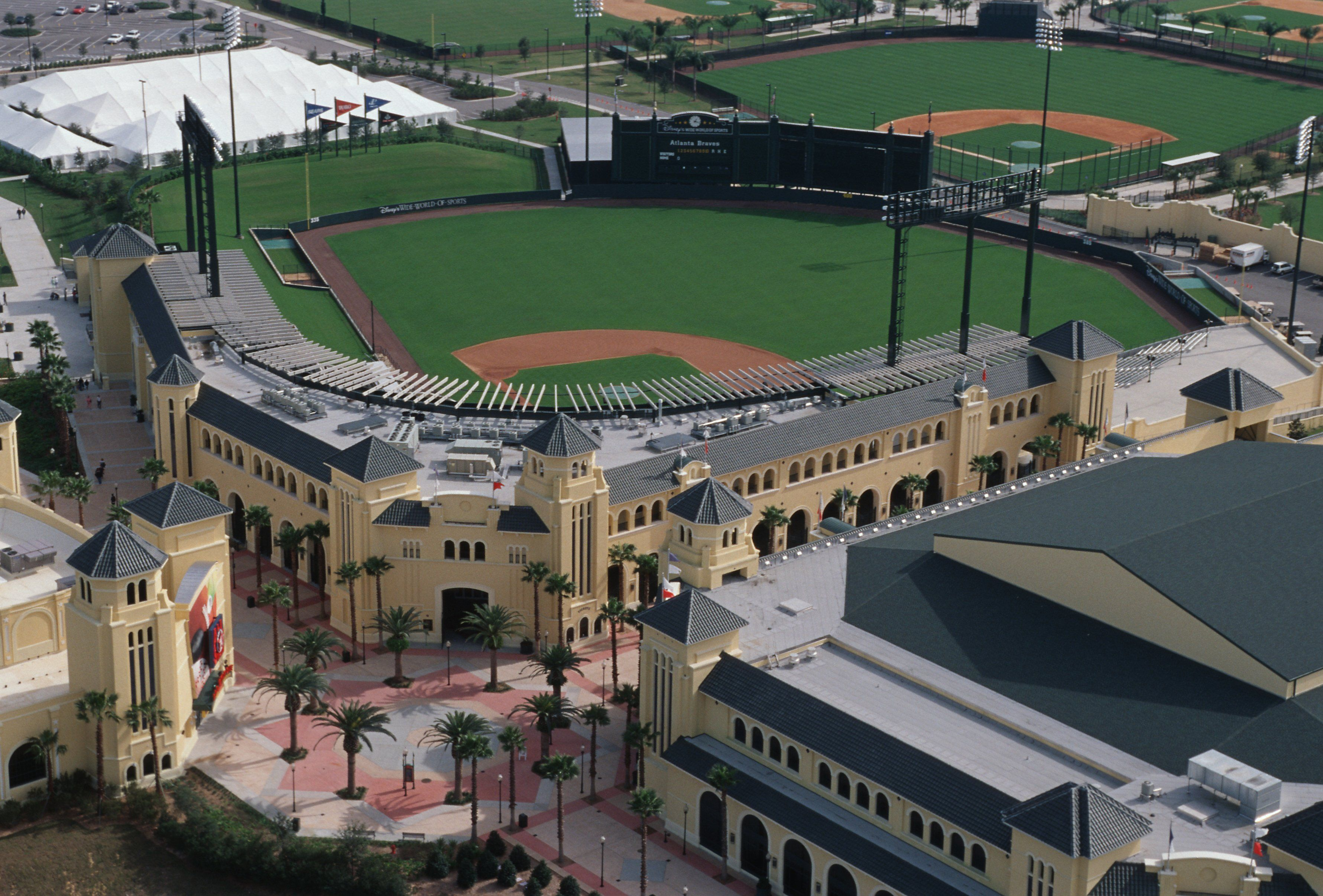 Atlanta Braves Spring Training Espn Wide World Of Sports Orlando