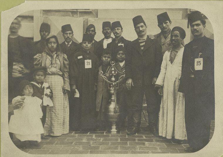 Inmigrantes turcos