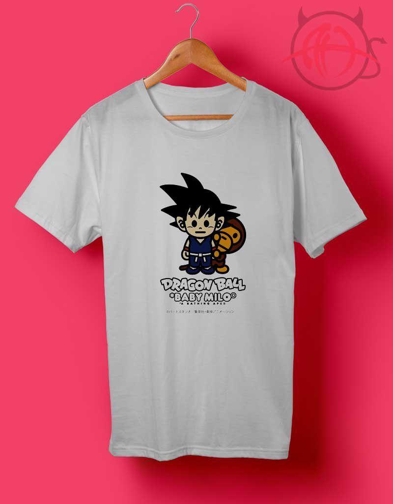 Bape X Dragon Ball Z Hypebeast T Shirts  759466568