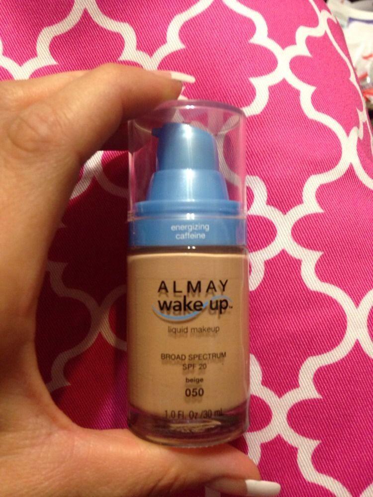 Almay Wake Up Liquid Makeup Broad Spectrum SPF 20