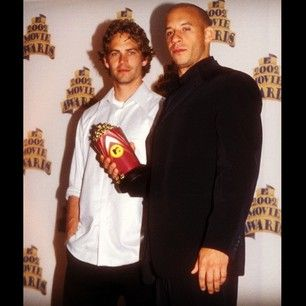 """Paul and Vin ♥ 