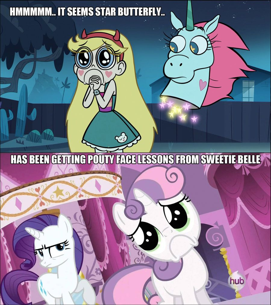 star vs the forces of evil pony head - Google Search
