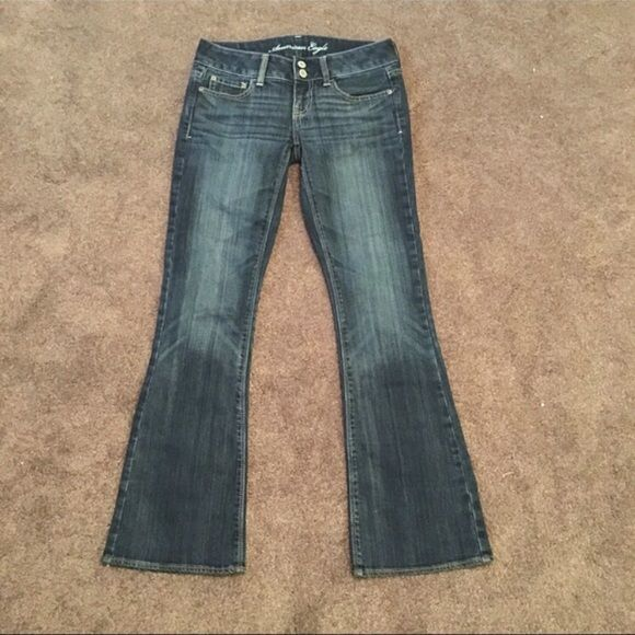 """American Eagle """"artist"""" stretch jeans American Eagle """"artist"""" stretch jeans, size """"2 Short"""" great condition! American Eagle Outfitters Jeans Flare & Wide Leg"""