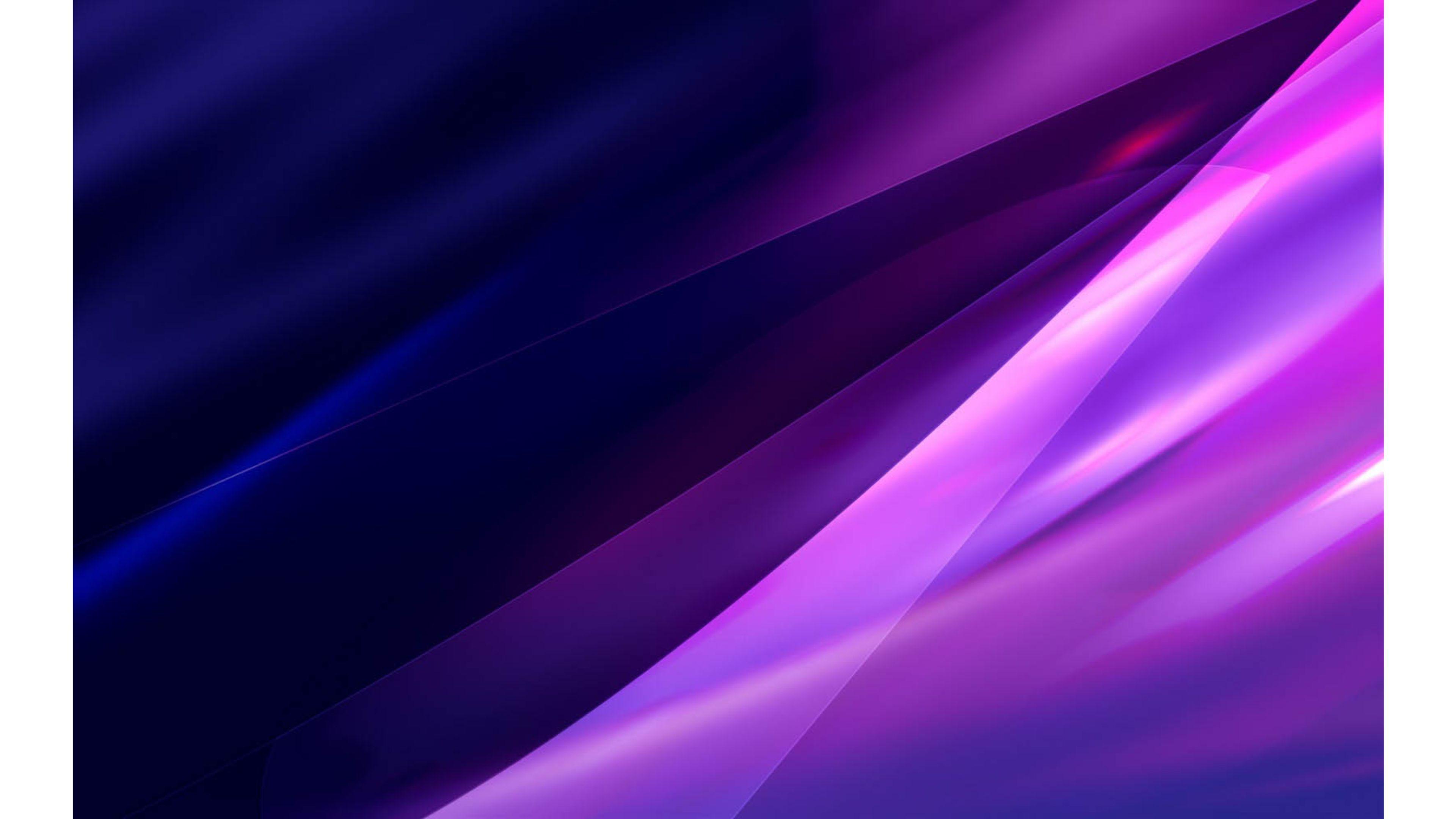Purple Waves Abstract 4K Wallpaper Free 4K Wallpaper