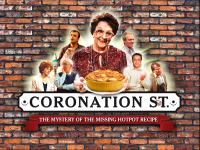 Coronation Street - Mystery of the Missing Hotpot Only £4.99