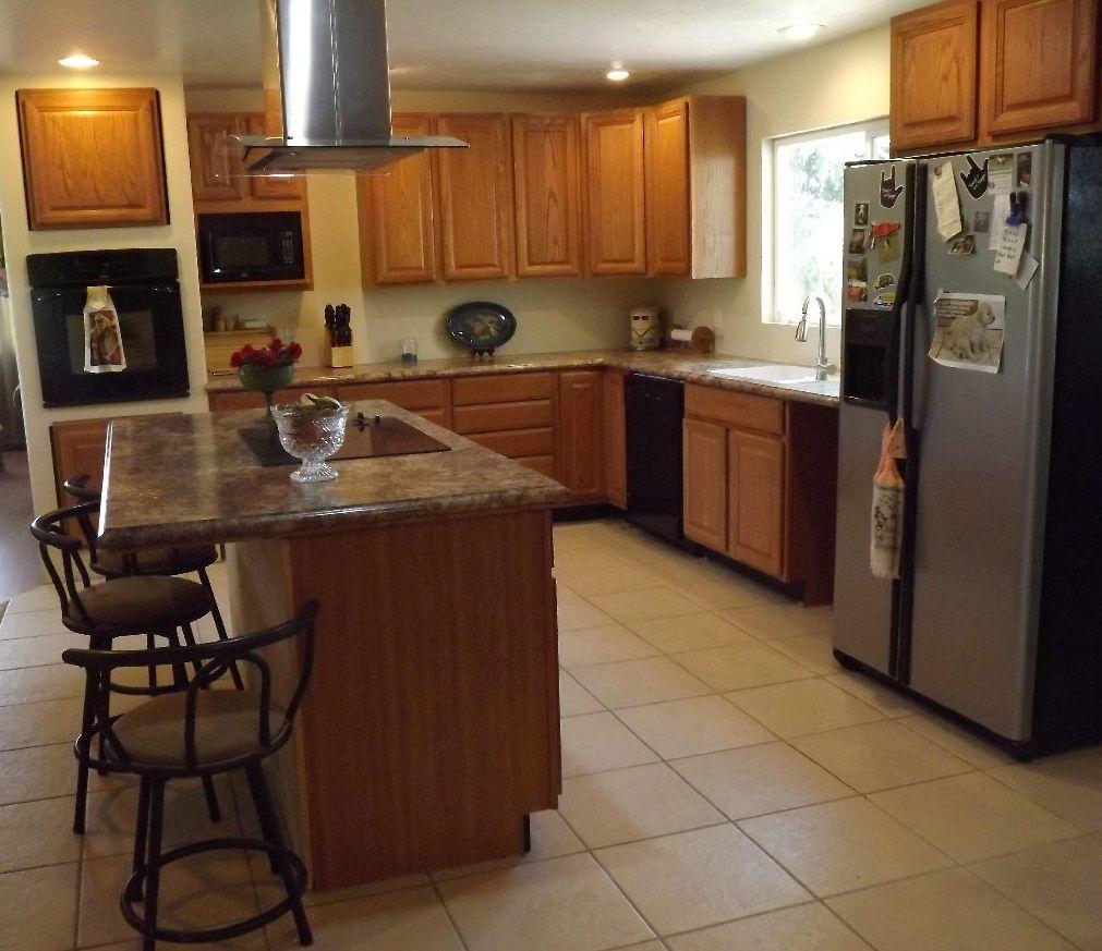 Bevel Edge Laminate Countertop Trim Google Search Countertops Wooden Kitchen Kitchen Concepts