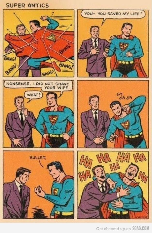 DC Comics - Parodien, Witze, Cartoons, etc. - Seite 7 - DC - PaniniComics.de Forum