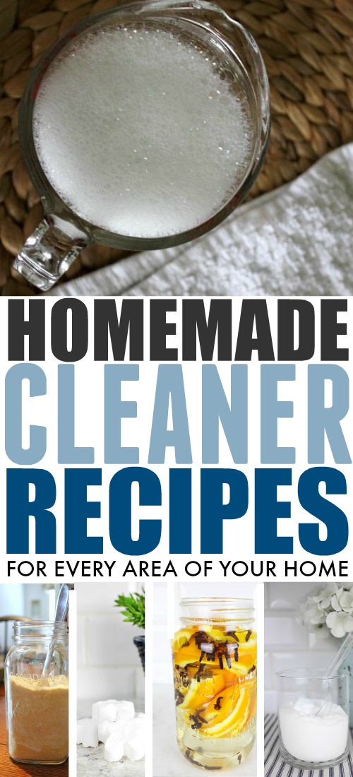 Homemade Cleaners for Every Area of Your Home The Creek