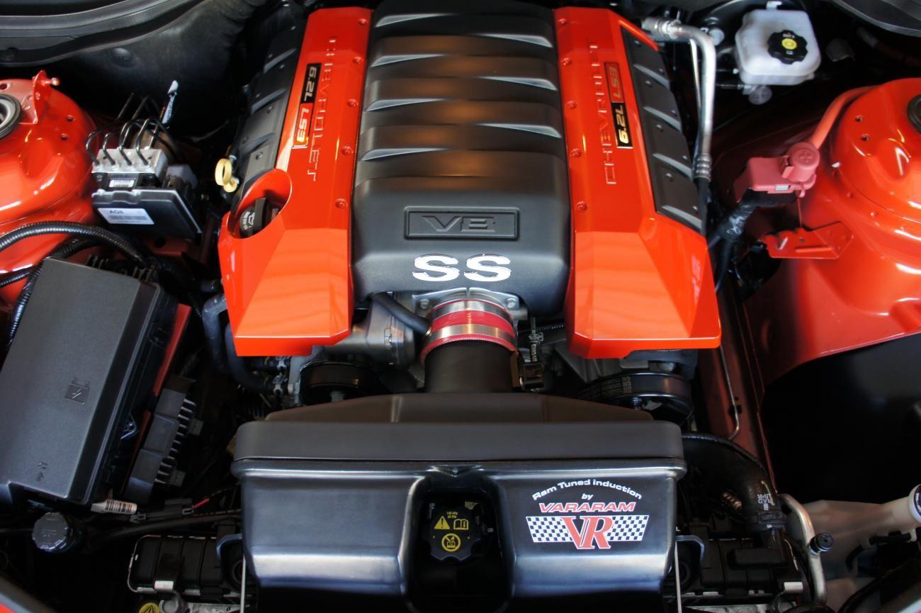 1000 Hp 2010 Chevy Camaro Engine Bay 2010 Chevy Camaro Hot