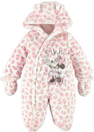 ac124b3fd Girls Disney Minnie Mouse Snowsuit (Newborn-12mths) | Our littles ...