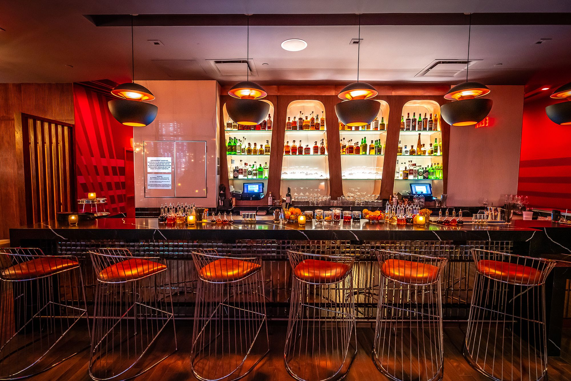 A New James Bond Themed Bar In Midtown Offers Skyline Views Birthday Party Catering Nyc Rooftop James Bond