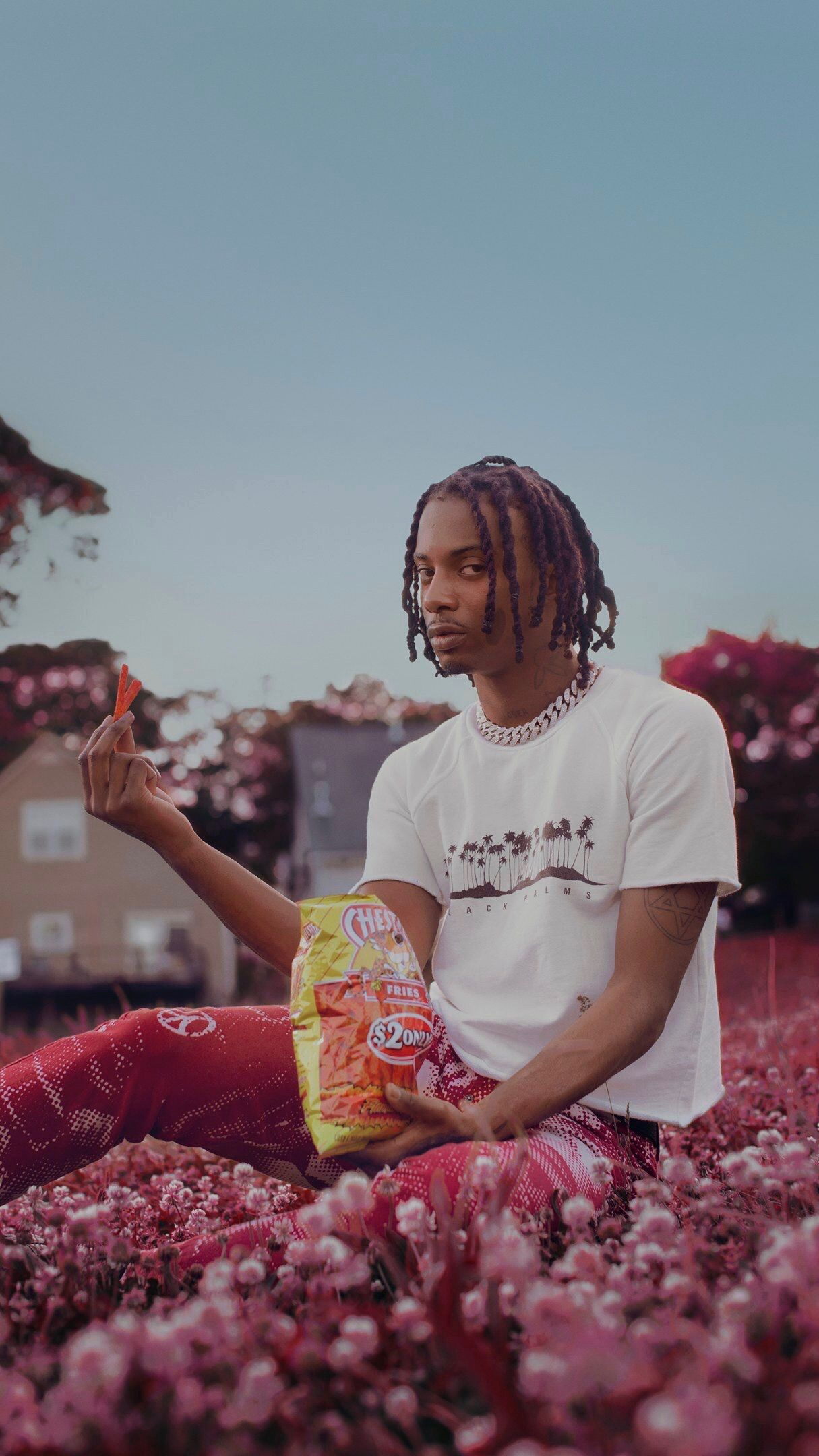 Follow Trillexx In 2020 Rapper Wallpaper Iphone Bad Girl Aesthetic Rappers