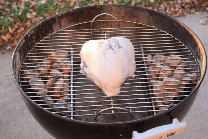 Something how long to grill turkey breast