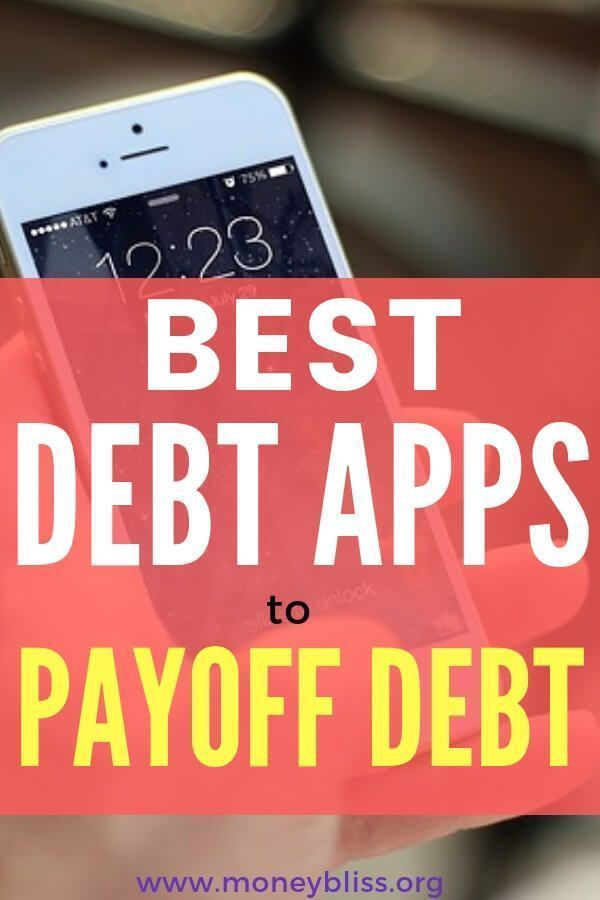 Best Debt Apps To Payoff DEBT Debt payoff, Debt free