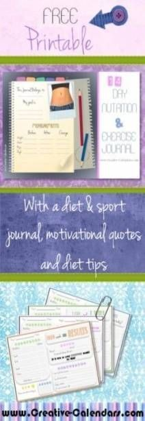 Trendy Diät Motivation Journal Fitness Planer 16 Ideen #fitness #ideen #journal #motivation #planer...