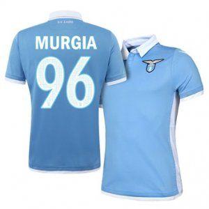 3b1889c7f 16-17 Lazio Blue Home  96 urgia Replica Cheap Jersey  H0046