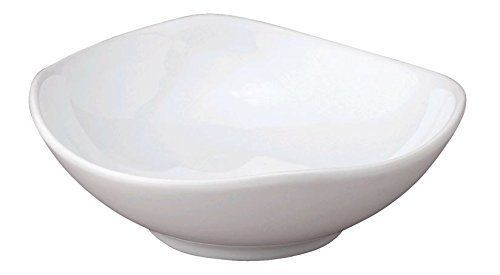 Hic T-213 Porcelain Soy Sauce Dish, White, 3-1/4""""
