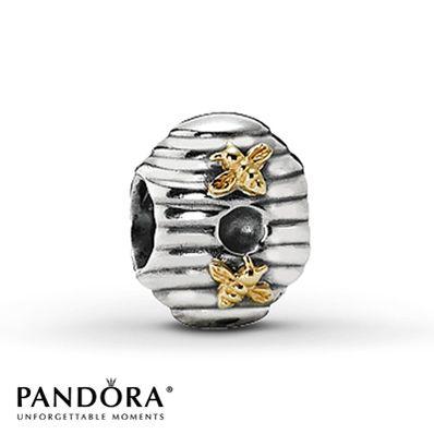 pandora honeybee charm