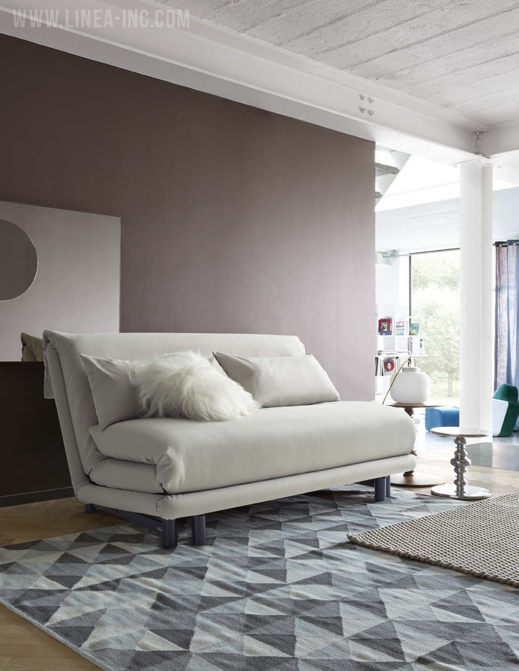 Multy Sofabed Designed By Claude Brisson For Ligne Roset