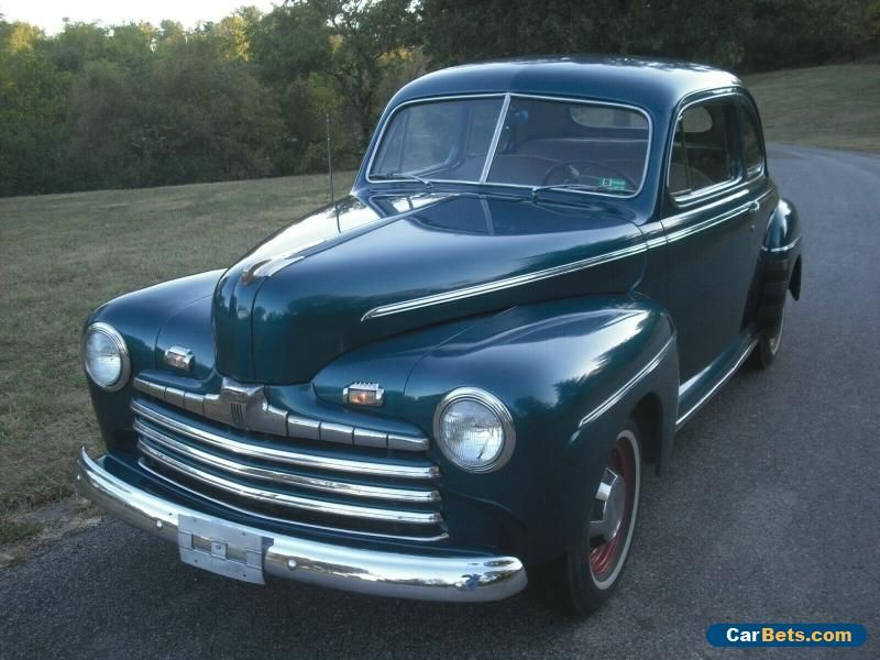 Car For Sale 1946 Ford Deluxe