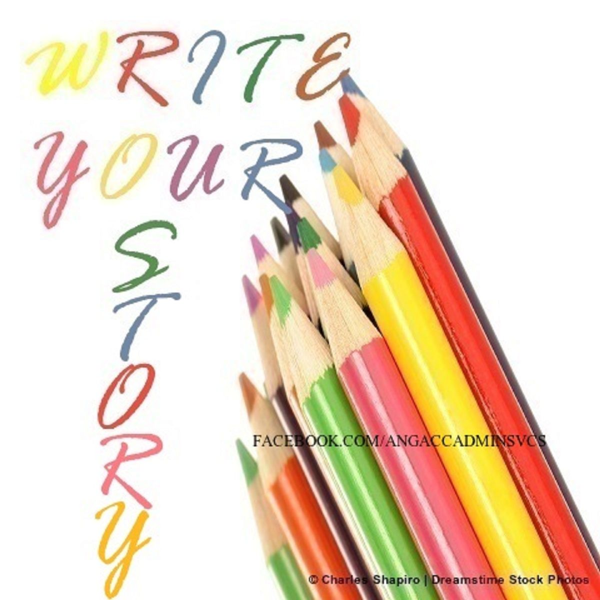 What's Your Story? Write It!