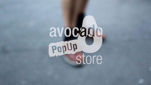 Avocado PopUp Store Hamburg by JIRYO. Avocado PopUp Store Hamburg // Vernissage Fotoausstellung Veronika Faustmann