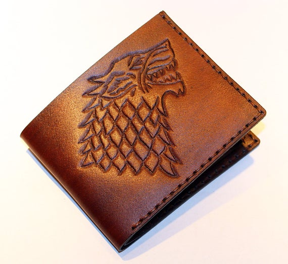 10 Best OM Leather wallet, hand painted on natural leather
