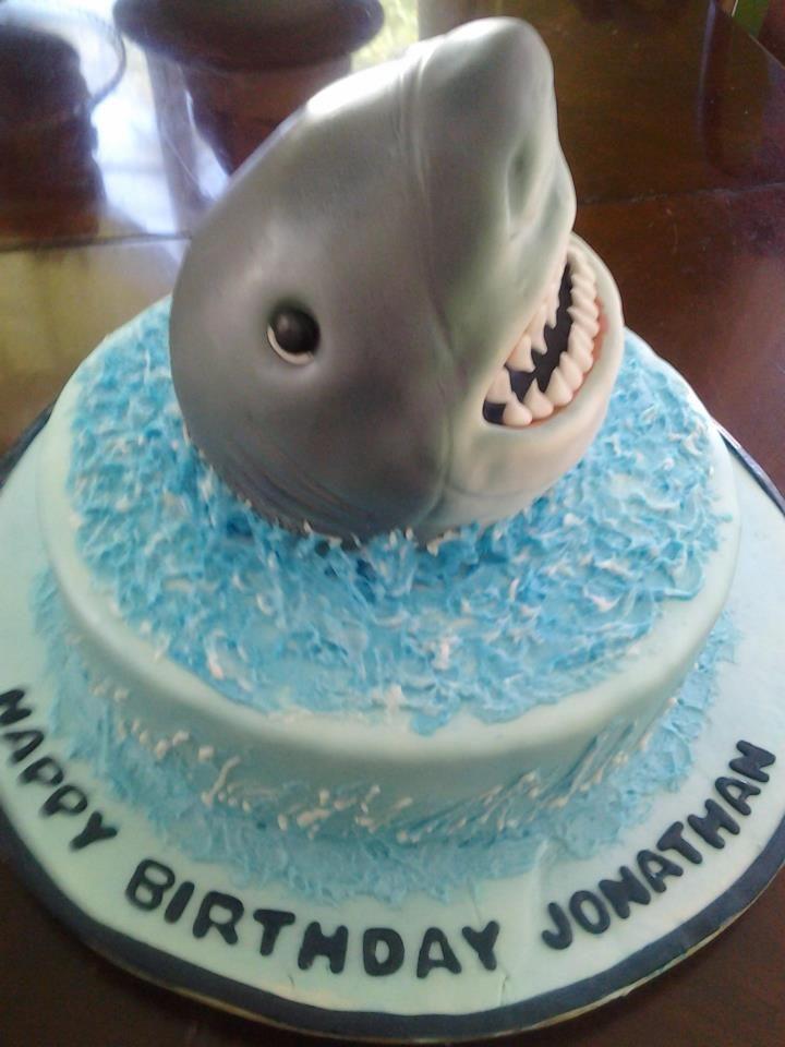 A Birthday Cake For Jonathan Little Wonder Cakes Pinterest