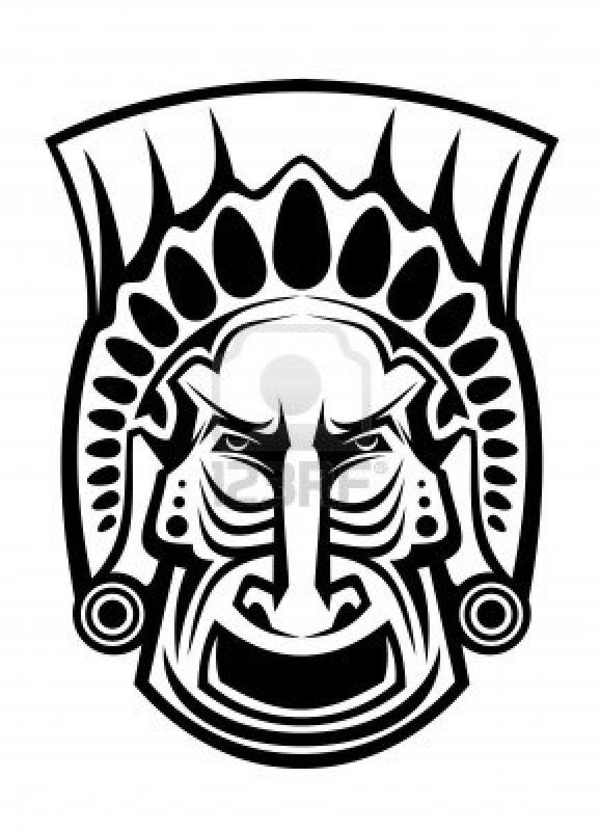 Ancient Filipino Tribal Mask Tribal Art Designs Tribal Mask Tribal