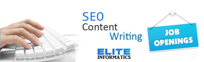 Content Writing Jobs for Graduates at Elite Informatics Udaipur RJ - profile writing